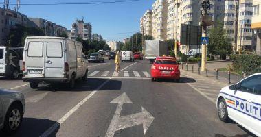 O victimă, în urma unui accident rutier petrecut în Constanţa