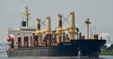 39 de nave sub standard au fost reținute în porturile de la Marea Neagră