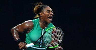 """Serena Williams a lăudat-o pe Simona Halep: """"Merită să fie lider mondial"""""""