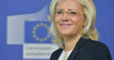Corina Crețu: Fondurile europene trebuie blocate, e toleranță zero față de corupție