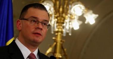 Mihai Răzvan Ungureanu, ales preşedinte al Partidului Forța Civică