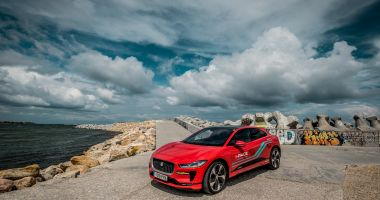 Galerie foto. Jaguar I-PACE, disponibil pentru test drive la Exclusiv Auto