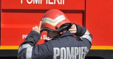 400 de pompieri vor fi la datorie, în fiecare zi, în timpul sezonului estival