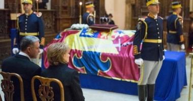 40 de zile de la moartea Regelui Mihai. Parastasul va fi ţinut la Curtea de Argeș