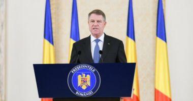 Ce spune preşedintele Klaus Iohannis, cu ocazia Zilei Pompierilor