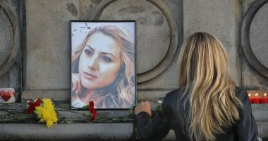 Autorităţile bulgare, anunţ de ultim moment despre asasinul jurnalistei Viktoria Marinova