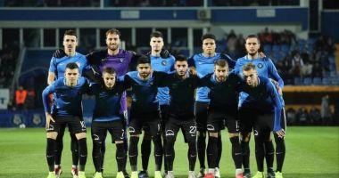 FC Viitorul a încheiat, la egalitate, partida cu Concordia Chiajna