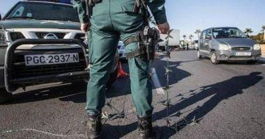 Român, prins de poliţiştii spanioli cu doi oameni sechestraţi în maşină