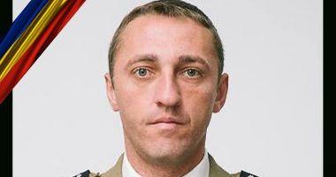 Cine este militarul mort în misiune, azi, la Alba Iulia