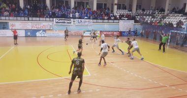 HC Dobrogea Sud Constanța a pierdut cu Potaissa Turda. Scor final 26-29