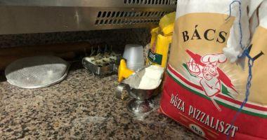 Galerie foto-video. Două pizzerii din Constanţa, închise temporar de Protecţia Consumatorilor