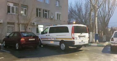 GALERIE FOTO-VIDEO. Percheziţii la Năvodari şi Corbu! Poliţia a descins la hoţi din locuinţe