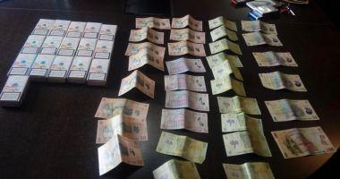 Prins de poliţişti în timp ce vindea ţăgări de contrabandă, la Constanţa