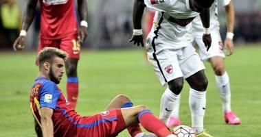 Fotbalist de la Steaua, cercetat că şi-a bătut fosta iubită
