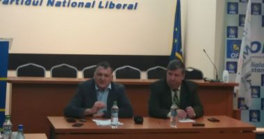 PNL Constanţa, conferinţă de presă despre buget: