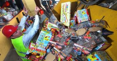 Mii de jucării contrafăcute, confiscate la Agigea