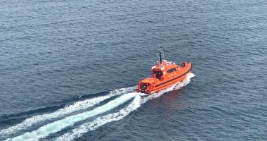 VIDEO. Cei trei pescari dispăruţi în apele Mării Negre, căutaţi cu elicopterul