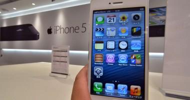 Primii care au pus mâna pe iPhone 5 au fost hoţii