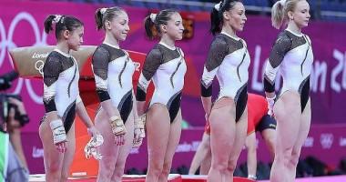 Jocurile Olimpice 2012: Medalie de bronz pentru gimnastele României
