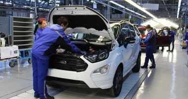 Ford Puma, noul model care se va produce la fabrica din Craiova
