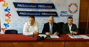 PRO România, conferinţă de presă la Constanţa. Cine sunt candidaţii la europarlamentare
