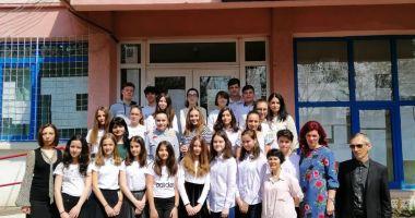 Premii importante pentru elevii Şcolii nr. 12 Constanţa