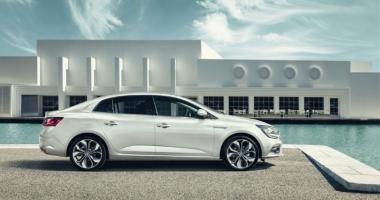 GALERIE FOTO / Renault a prezentat noul Megane Sedan