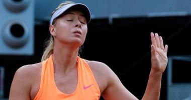 Sharapova este OUT! Anunţul rusoaicei