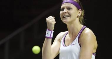 Safarova, victorioasă în faţa lui Kerber. Cine merge în semifinalele Turneului Campioanelor