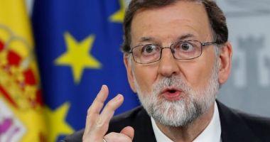 Premierul Spaniei, Mariano Rajoy, a fost demis în urma unei moțiuni de cenzură