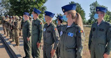 ZECE ANI DE LA TRAGEDIA DE LA TUZLA. Ceremonie militară în cinstea EROILOR!