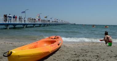 Care este calitatea apei de îmbăiere de pe litoral