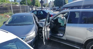 Galerie foto / Accident rutier la Constanţa! Sunt două victime