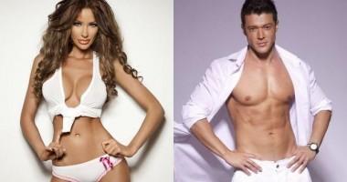 Bianca şi Victor, iubire etalată pe Facebook