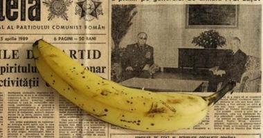 VIDEO - CUM PETRECEAU ROMÂNII REVELIONUL ÎN COMUNISM. Bananele şi portocalele erau