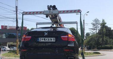 Constănţeni, atenţie! Maşinile parcate neregulamentar, ridicate de poliţiştii locali
