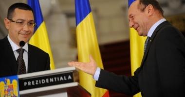 Băsescu: Îl dau în judecată pe Ponta
