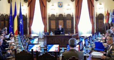 FINAL DE ŞEDINŢĂ CSAT. Ce a declarat preşedintele României despre strategia UE pe securitate și apărare