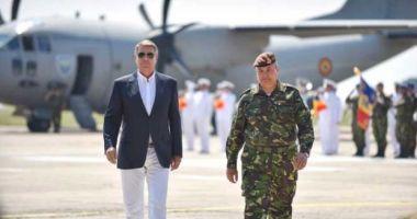 Ministerul Apărării a pierdut procesul cu preşedintele Klaus Iohannis privind numirea generalului Ciucă şef al Armatei