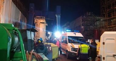 Accident de muncă pe şantierul naval din Tulcea. Un bărbat a murit