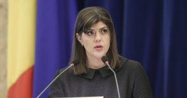 Laura Codruţa Kovesi, delegată la Parchetul General