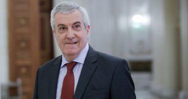 """Tăriceanu: """"O apreciez pe doamna Dăncilă, face eforturi deosebite. Oricine poate greși"""""""