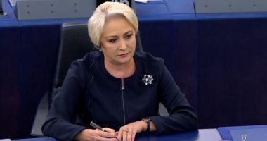 Viorica Dăncilă: Suntem pregătiţi să oferim soluţii românilor indiferent de scenariul privind ieşirea Marii Britanii din UE