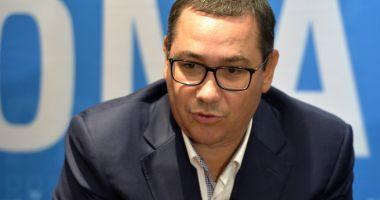 Victor Ponta: O să mergem toți să-l votăm pe Iohannis, ca să nu iasă Dragnea