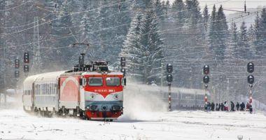 Trenurile Zăpezii au fost puse în circulație
