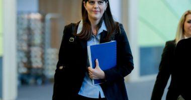 Este oficial: Secția specială anunță că Laura Codruța Kovesi este urmărită penal într-un nou dosar