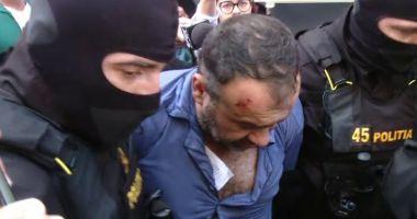 Criminalul poliţistului din Timiş, arestat pentru 30 de zile