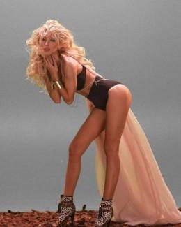 Andreea Bălan face ravagii în noul videoclip!