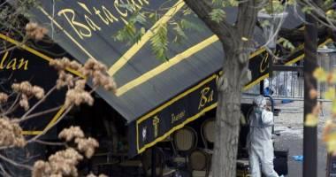 Atentate în Paris. Piciorul unui terorist, găsit după 15 zile de la atacuri