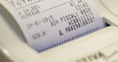 Iată care sunt bonurile fiscale câștigătoare la extragerea de azi